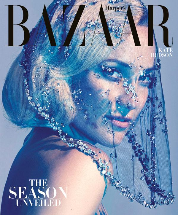 """154 Modni zalogaj: Kate Hudson za """"Harper's Bazaar"""""""