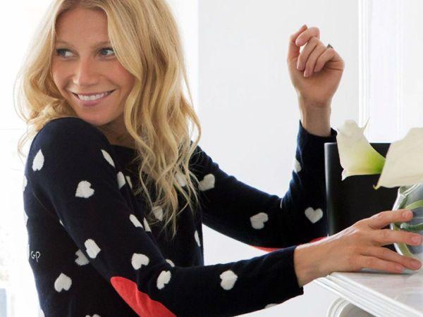 168 Modni zalogaj: Gwyneth Paltrow je nova modna dizajnerka