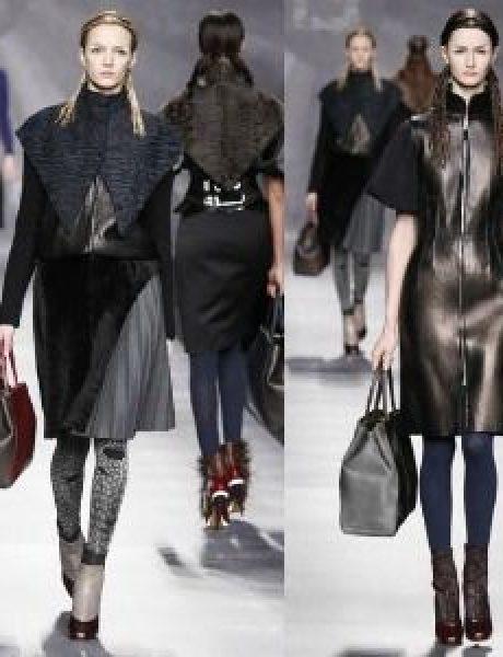 Jesen i zima na modnim pistama: Fendi