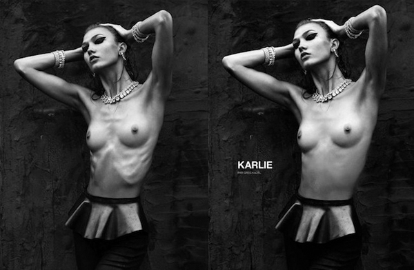 179 Modni zalogaj: Karlie Kloss ponovo u centru pažnje zbog mršavosti
