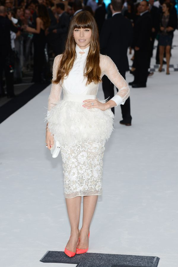 19 10 haljina: Jessica Biel