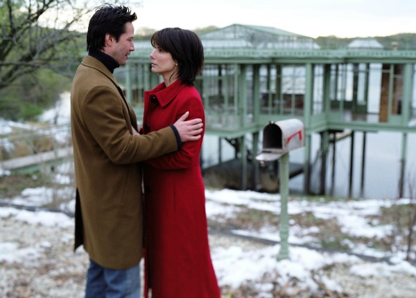 2006 the lake house 001 Filmonedeljak: Keanu Reeves