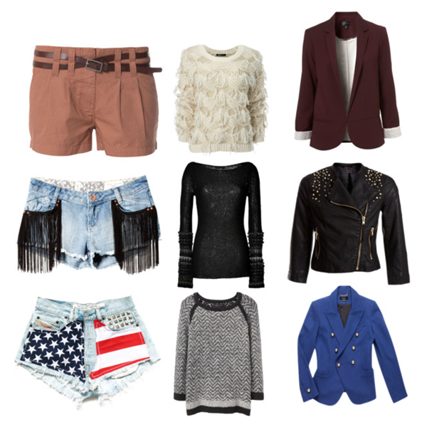 21 Kako nositi šorts u hladnijim danima