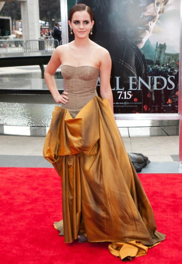224 10 haljina: Emma Watson
