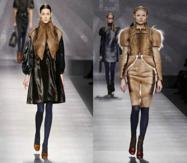249 Jesen i zima na modnim pistama: Fendi