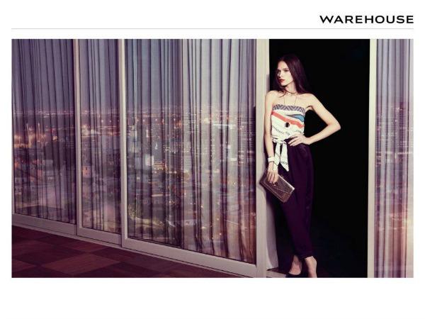 316 Warehouse: Moderne kombinacije za kraj leta