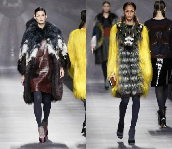 430 Jesen i zima na modnim pistama: Fendi