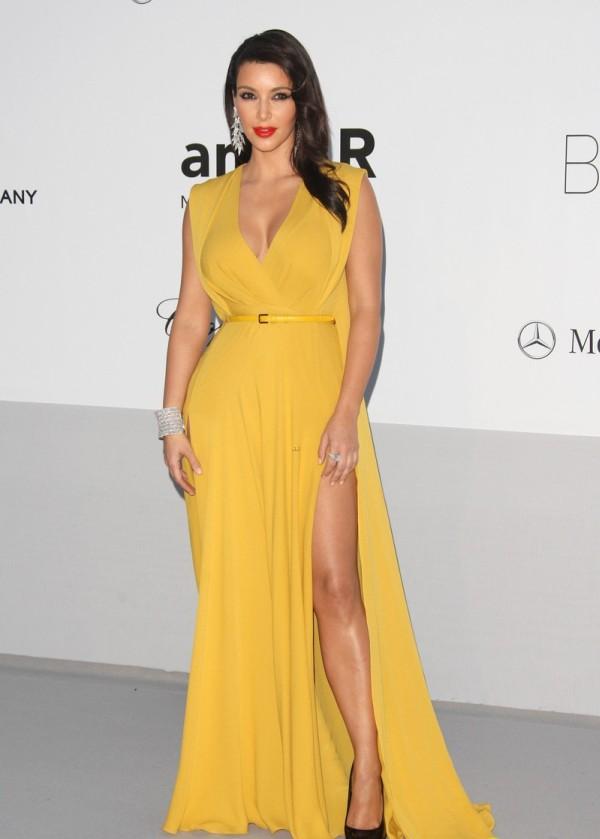 52 10 haljina: Kim Kardashian
