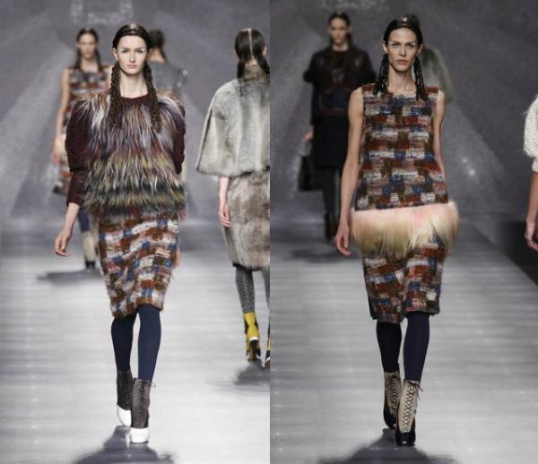 523 Jesen i zima na modnim pistama: Fendi