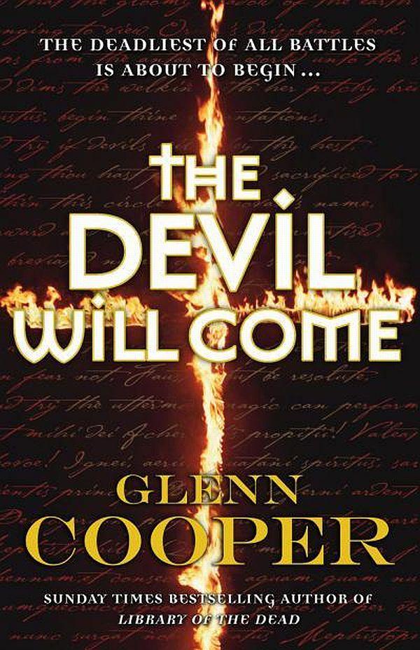56 Glenn Cooper: Šokantna tajna će uskoro biti otkrivena