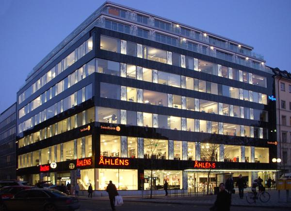 62 Trk na trg: Östermalmstorg, Stokholm