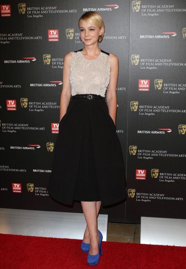 7. 10 haljina: Carey Mulligan