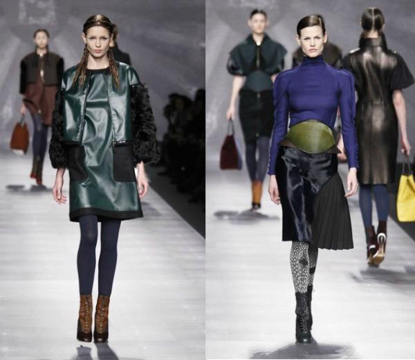 714 Jesen i zima na modnim pistama: Fendi