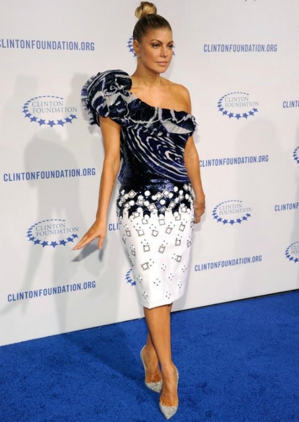 78 10 haljina: Fergie