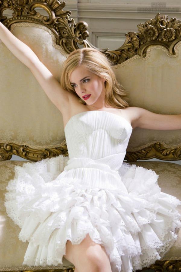 97 10 haljina: Emma Watson