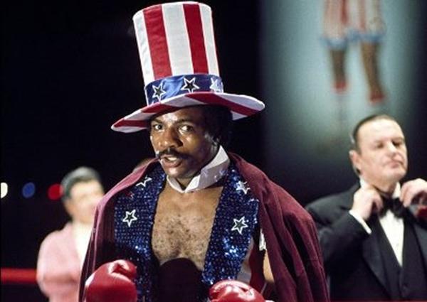 Apollo Rocky Top 5 sportista glumaca