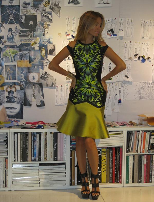 Bibhu Mohapatra summer 2013 thumb Wannabe intervju: Bibhu Mohapatra   Indijski dizajneri osvajaju njujoršku modnu scenu
