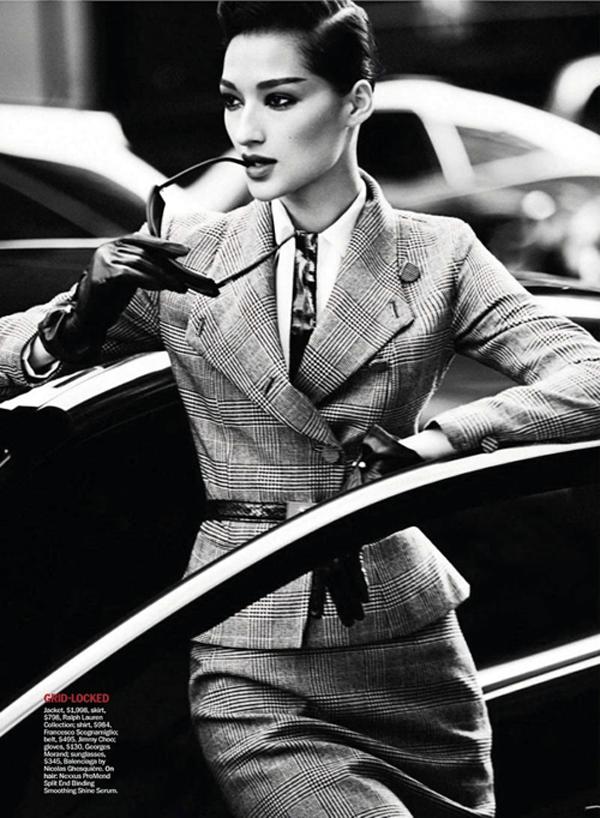 "Bruna Yeste 20120823 03 ""Marie Claire US"": Poslovna moda"