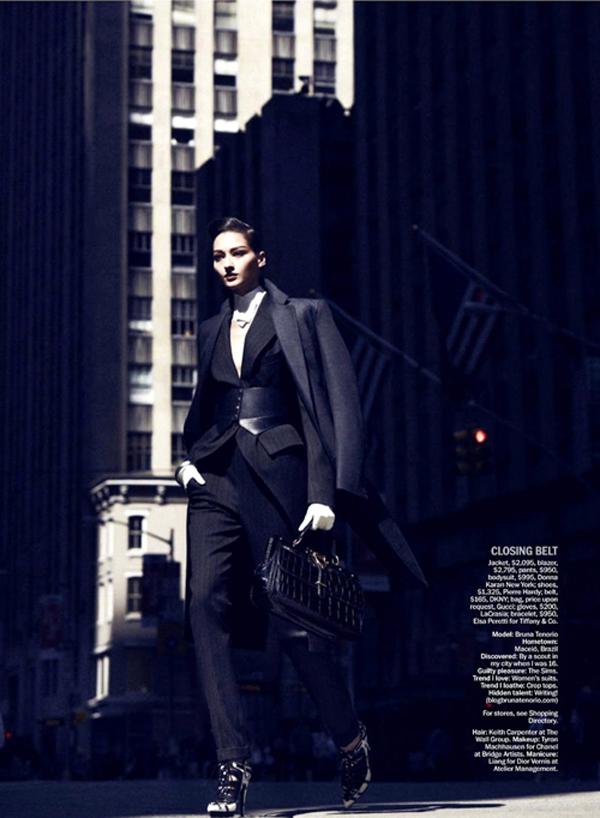 "Bruna Yeste 20120823 06 ""Marie Claire US"": Poslovna moda"