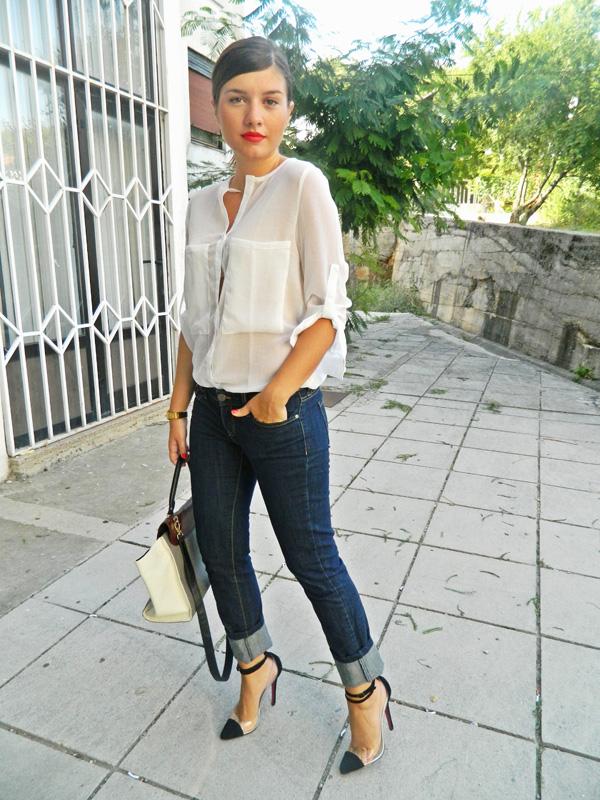 DSCN6551 Od A do Š: Jelena Leko, hrvatska modna blogerka