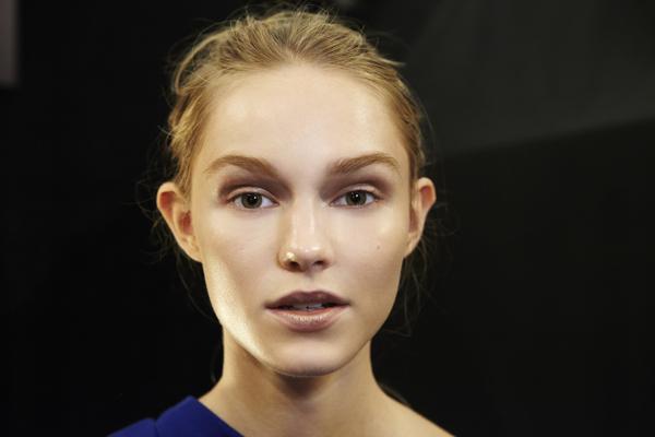 MNY FW Sep12 Custo 034 Maybelline Beauty Report New York: Victoria Beckham, DKNY i Custo Barselona