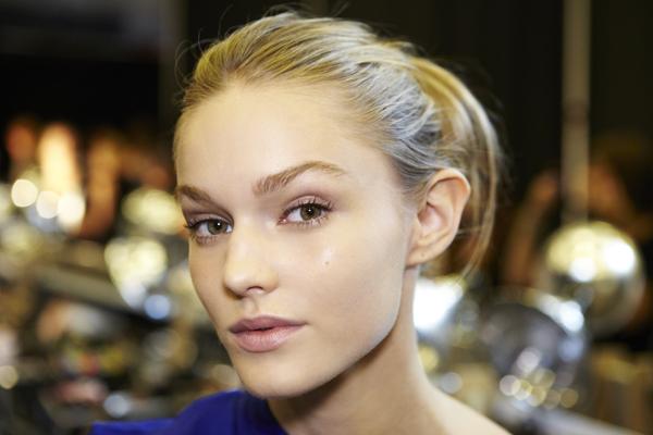 MNY FW Sep12 DKNY 047 Maybelline Beauty Report New York: Victoria Beckham, DKNY i Custo Barselona