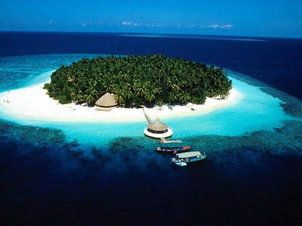 Maldives+islands Top 10 najlepših ostrva na svetu
