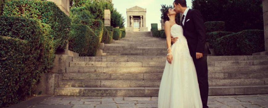 Naše venčanje: Jelena i Alexander