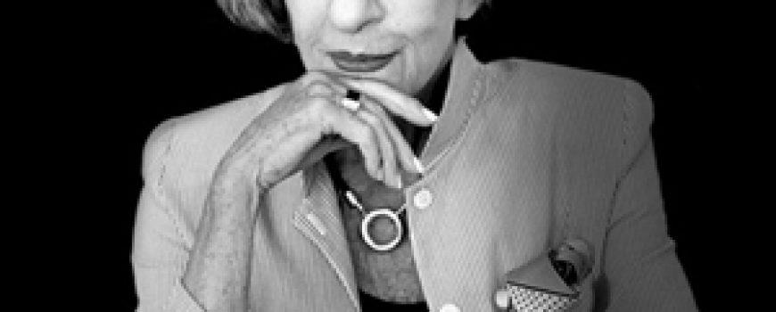 Stil moćnih ljudi: Andrée Putman, suština u jednostavnoj nekonvencionalnosti