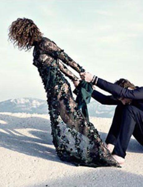 """""""Marie Claire Italia"""": Umetnost plesanja"""
