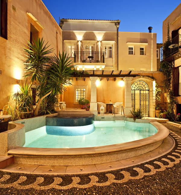 Rimondi five star luxury boutique hotel in Crete 1 Luksuzna vila: Spoj istorije i elegancije