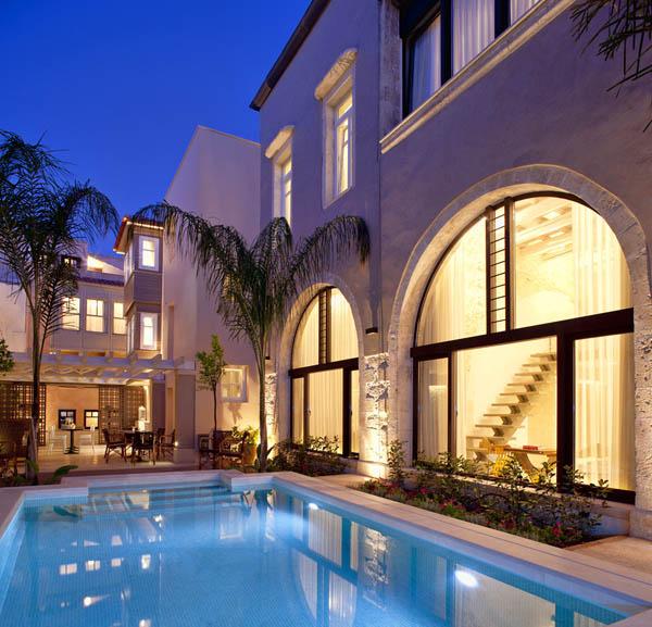 Rimondi five star luxury boutique hotel in Crete 2 Luksuzna vila: Spoj istorije i elegancije