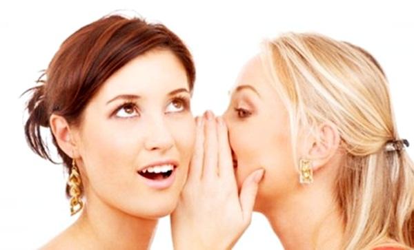 SLIKA 23 Kada žena hvali ženu