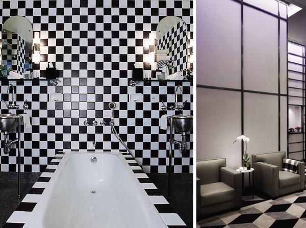 Slika 1 Poznat po crno belim kombinacijama Stil moćnih ljudi: Andrée Putman, suština u jednostavnoj nekonvencionalnosti