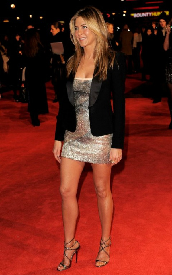 Slika 10 10 haljina: Jennifer Aniston
