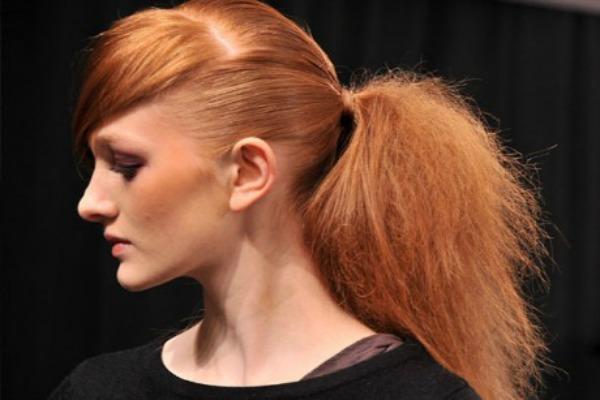 Slika 104 Konjski rep: Od svakodnevne do trendi frizure
