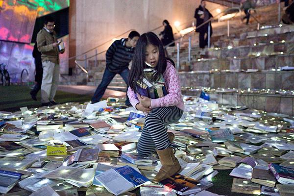 """Slika 105 Projekat: """"Knjigama protiv saobraćaja"""""""