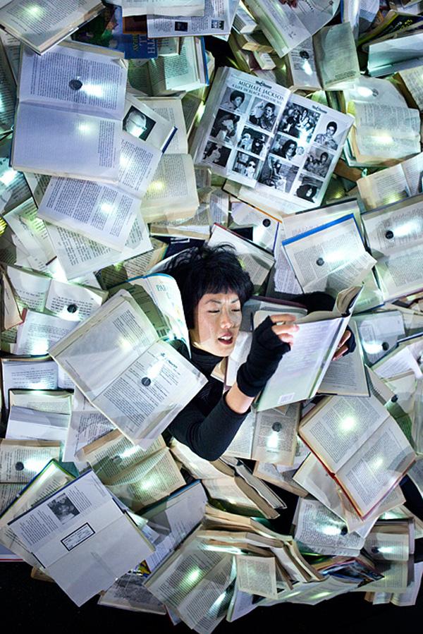 """Slika 1110 Projekat: """"Knjigama protiv saobraćaja"""""""