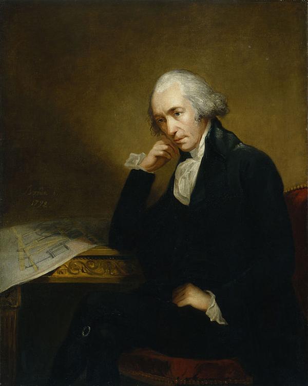 Slika 128 Ljudi koji su pomerali granice: James Watt