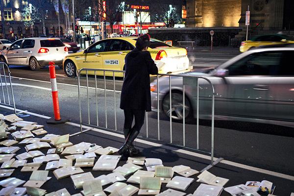 """Slika 147 Projekat: """"Knjigama protiv saobraćaja"""""""