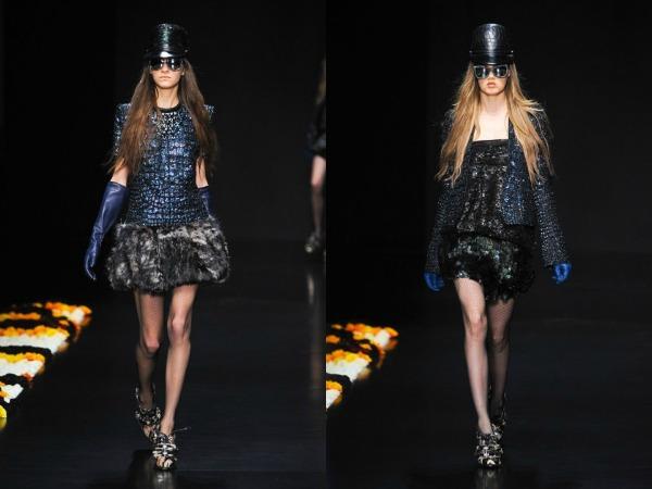Slika 180 Jesen i zima na modnim pistama: Roberto Cavalli