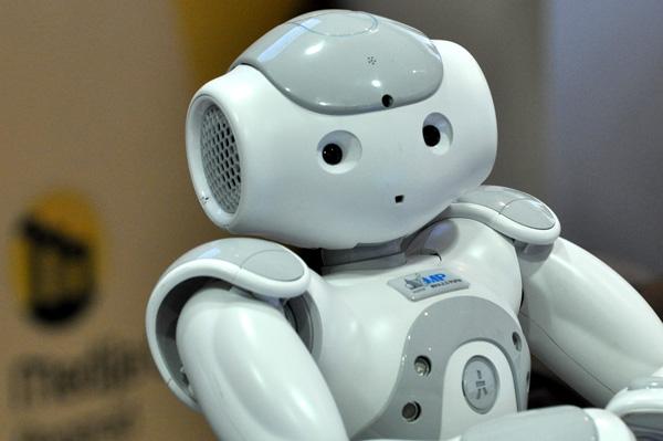 Slika 197 Dani budućnosti: Robotika