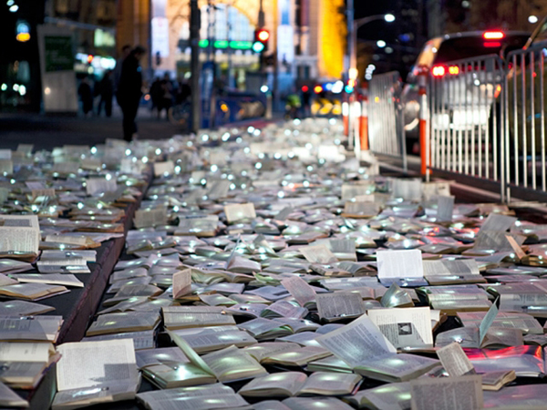 """Slika 236 Projekat: """"Knjigama protiv saobraćaja"""""""