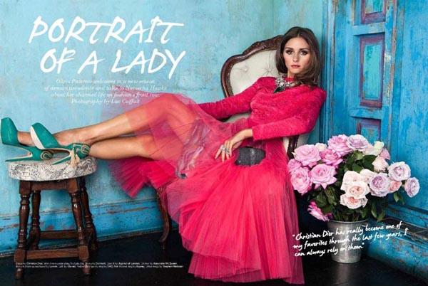 "Slika 237 ""Velvet Magazine"": Portret jedne lejdi"