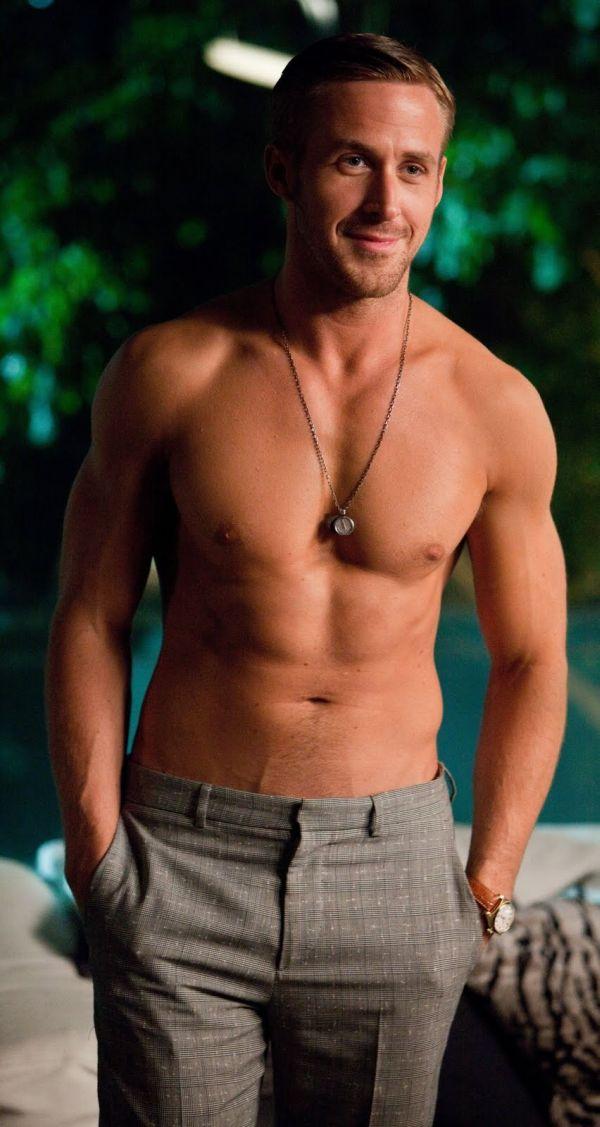 Slika 244 U krevetu sa... Rajanom Goslingom
