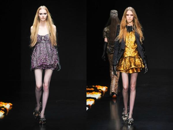 Slika 266 Jesen i zima na modnim pistama: Roberto Cavalli