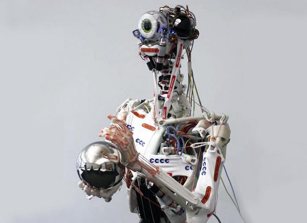 Slika 280 Dani budućnosti: Robotika