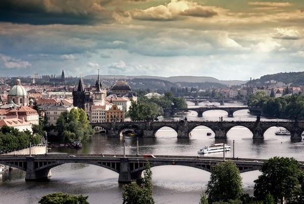 Slika 32 Top 10 najlepših evropskih destinacija
