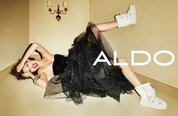 Slika 341 Aldo: Moderna devojka
