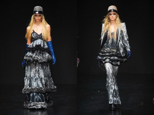 Slika 356 Jesen i zima na modnim pistama: Roberto Cavalli
